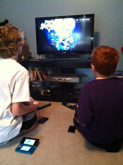 Setting Limits on TV and Video Games (or How NOT to Win Mother-of-the Year)