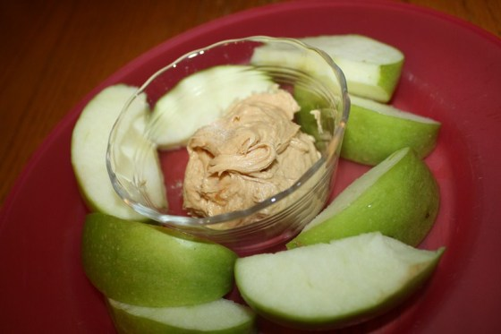 PB Apple Dip