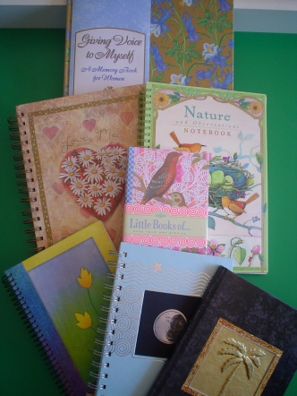 Journals come in a wide variety of forms.