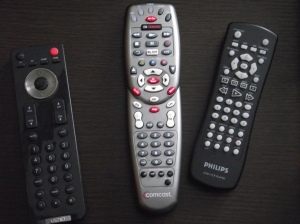 Which one of these remotes do I start with???