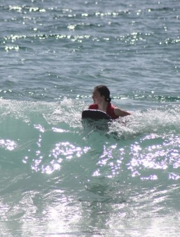 Learning how to ride the waves along the Outer Banks