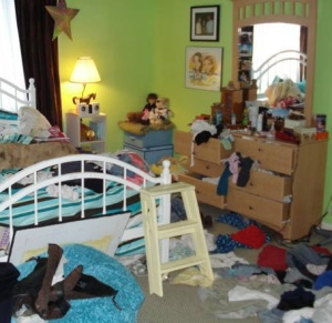 Real Estate Negotiations: What to do with your child's room (and her stuff) after she heads to college