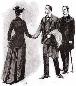 A successful introduction requires foresight and using proper etiquette. Photo credit: Wikimedia Commons
