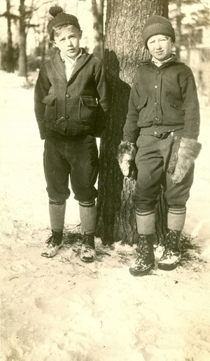 My great-uncles, c. 1925