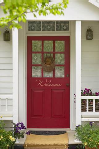 "Recreate that ""welcome home"" feeling..."