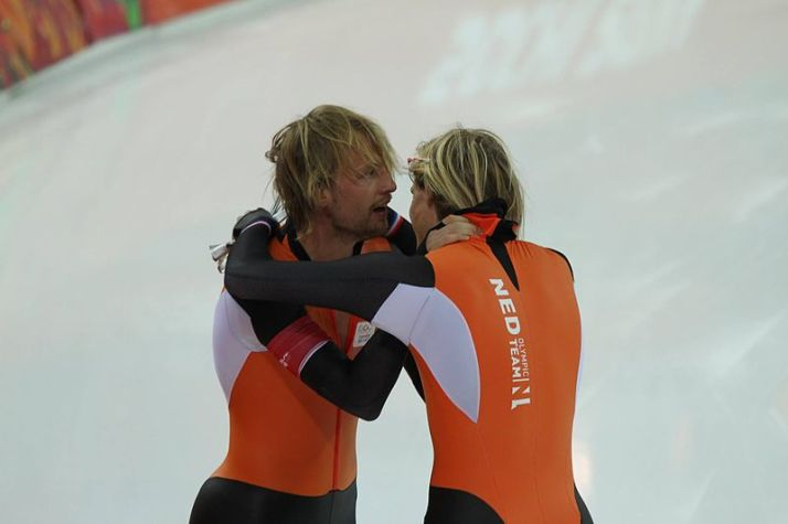 Men's_500m,_2014_Winter_Olympics,_Michel_Mulder_and_Ronald_Mulder