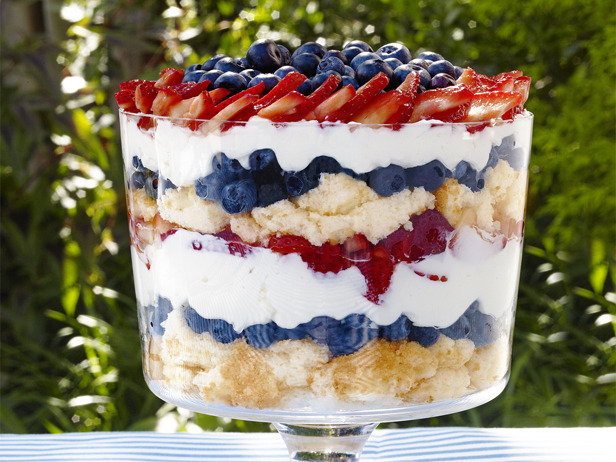 Edible patriotism at its best!